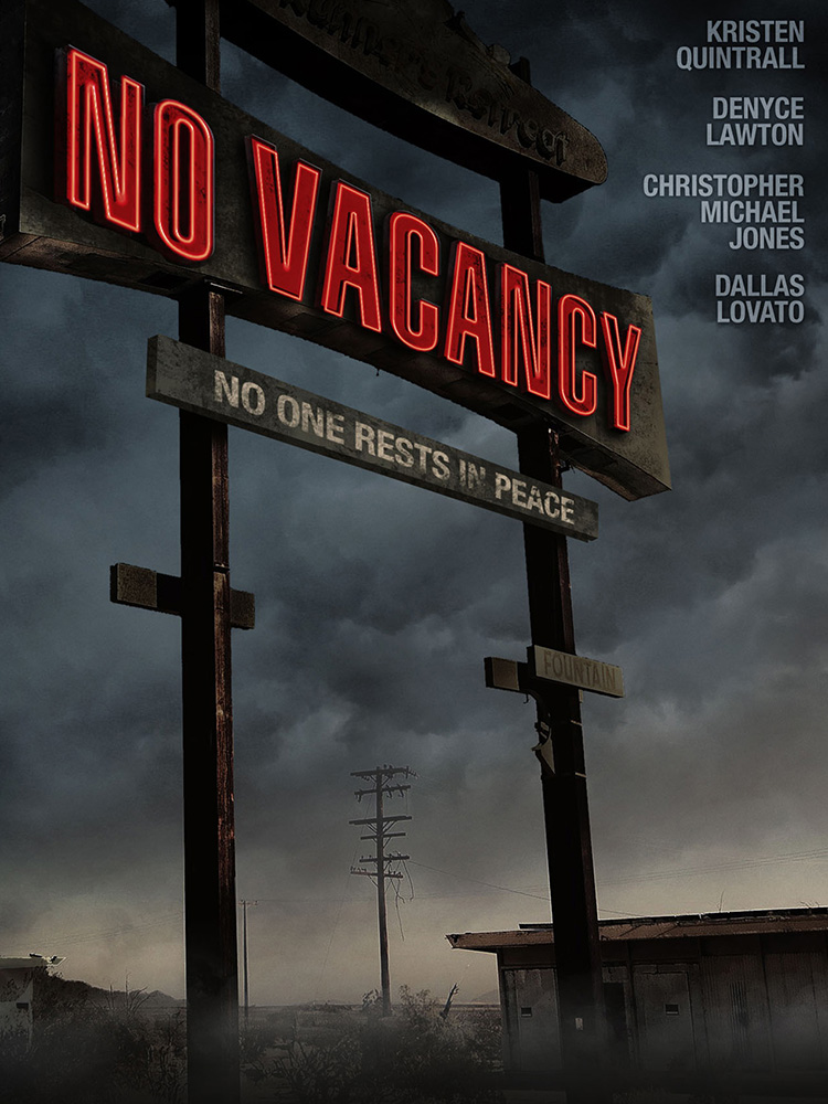 no vacancy movie poster